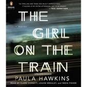 Paula Hawkins - The Girl on the Train: A Novel (Unabridged)  artwork