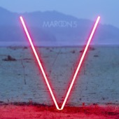 V (Deluxe Version) - Maroon 5 Cover Art