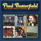 Paul Butterfield Blues Band - The Studio Album Collection - 1965-1971  artwork