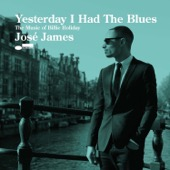 José James - Yesterday I Had the Blues: The Music of Billie Holiday  artwork