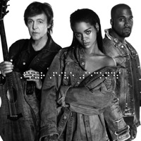 Rihanna and Kanye West and Paul McCartney - FourFiveSeconds - Single