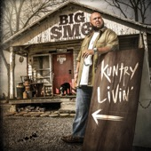 Big Smo - Kuntry Livin'  artwork
