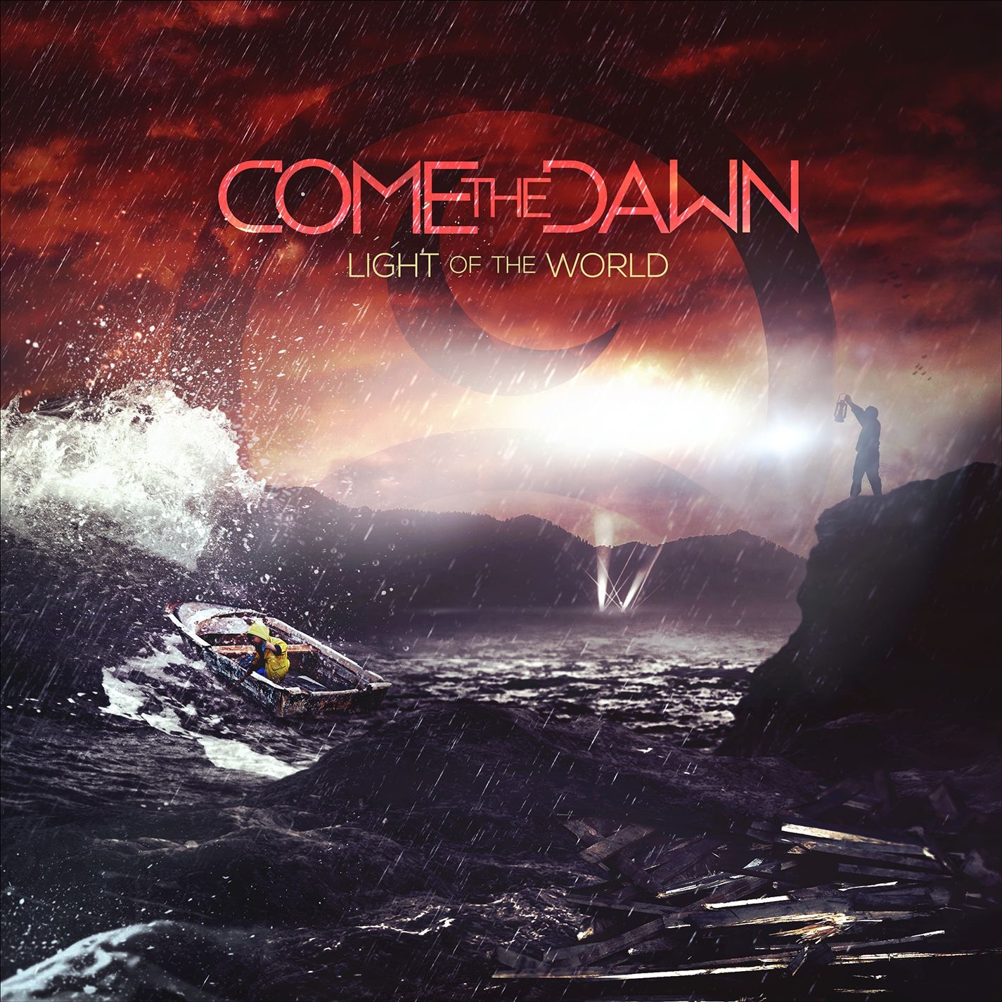 Come The Dawn - Light Of The World (2014)