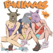 Too Many Zooz - Fanimals - EP  artwork