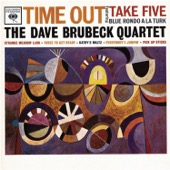 The Dave Brubeck Quartet - Time Out  artwork