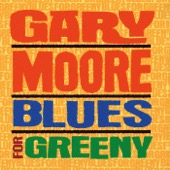 Gary Moore - Blues for Greeny  artwork