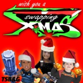 Wish You a Swapping Christmas - The Skylander Boy and Girl Cover Art