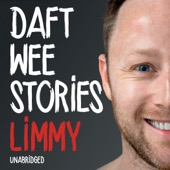 Limmy - Daft Wee Stories (Unabridged) artwork