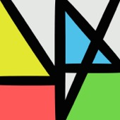 New Order - Music Complete  artwork