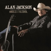 Alan Jackson - Angels and Alcohol  artwork