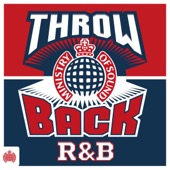 Various Artists - Throwback R&B - Ministry of Sound artwork