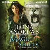 Ilona Andrews - Magic Shifts: Kate Daniels, Book 8 (Unabridged)  artwork