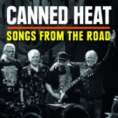 Canned Heat - Songs from the Road  artwork