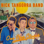 Nick Tangorra Band - One Step Closer - EP  artwork