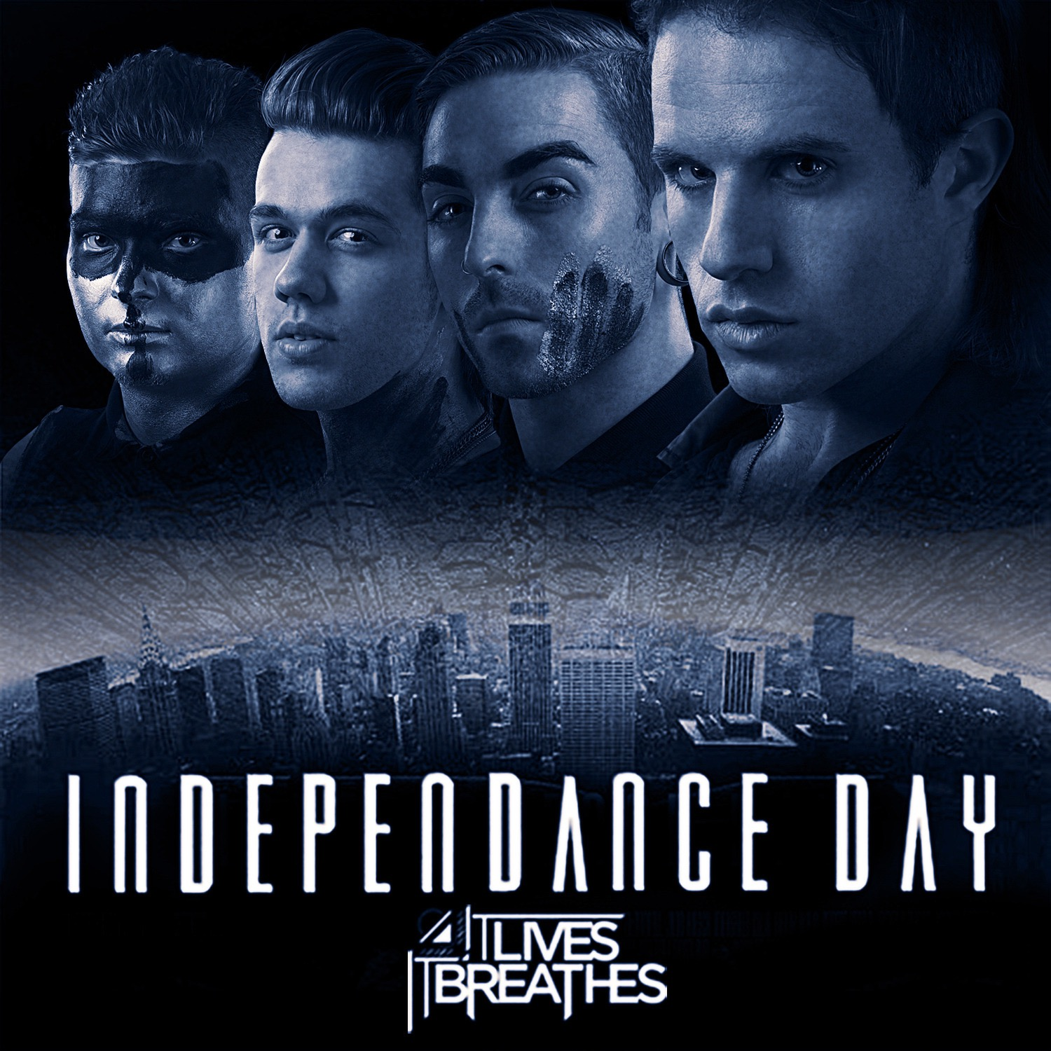 It Lives, It Breathes - Independance Day [single] (2015)