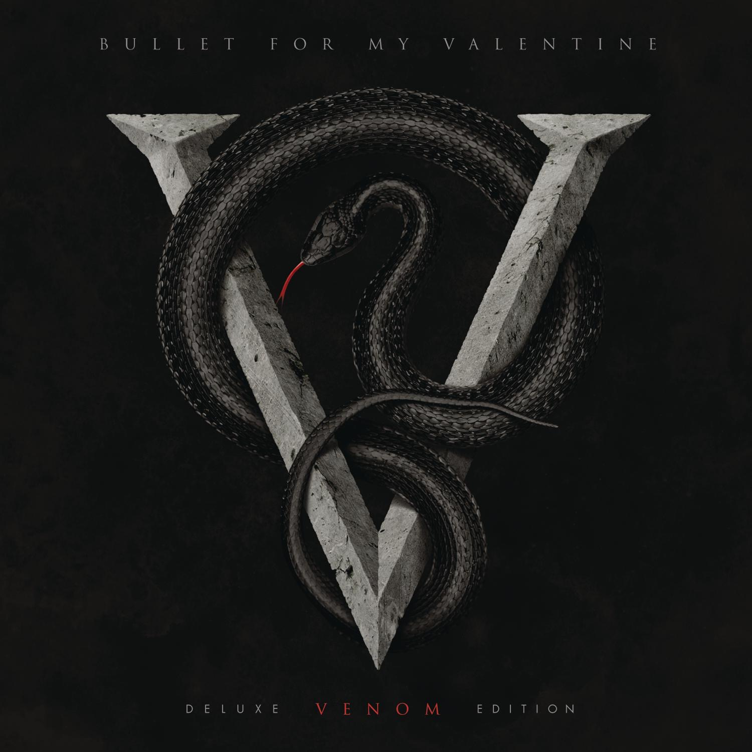 Bullet For My Valentine - Venom  [Deluxe Edition] (2015)