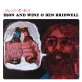 Iron & Wine & Ben Bridwell - Sing Into My Mouth  artwork