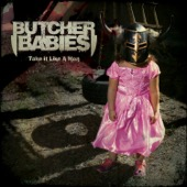 Butcher Babies - Take It Like a Man  artwork