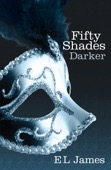 E L James - Fifty Shades Darker artwork