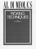 Al Di Meola - Al Di Meola's Picking Techniques (Music Instruction) artwork