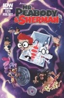 Mr. Peabody & Sherman #1