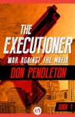 Don Pendleton - War Against the Mafia  artwork