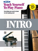 Morton Manus, Willard A. Palmer & Thomas Palmer - Teach Yourself to Play Piano (Intro)  artwork
