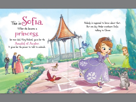 Itunes Books Sofia The First The Curse Of Princess Princess Sofia Books