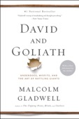 Malcolm Gladwell - David and Goliath  artwork
