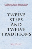 AA World Services, Inc. - Twelve Steps and Twelve Traditions  artwork