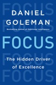 Daniel Goleman - Focus  artwork