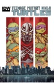 Tom Waltz - Teenage Mutant Ninja Turtles: Prelude to Vengeance  artwork