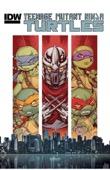Tom Waltz - Teenage Mutant Ninja Turtles: Prelude to Vengeance  artwork