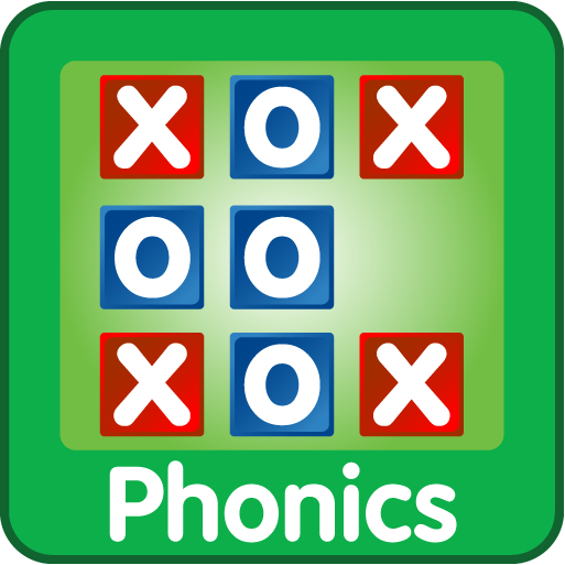 Phonics Tic-Tac-Toe Interactive Game