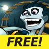 Haunted 3D Rollercoaster Rush FREE for iPhone