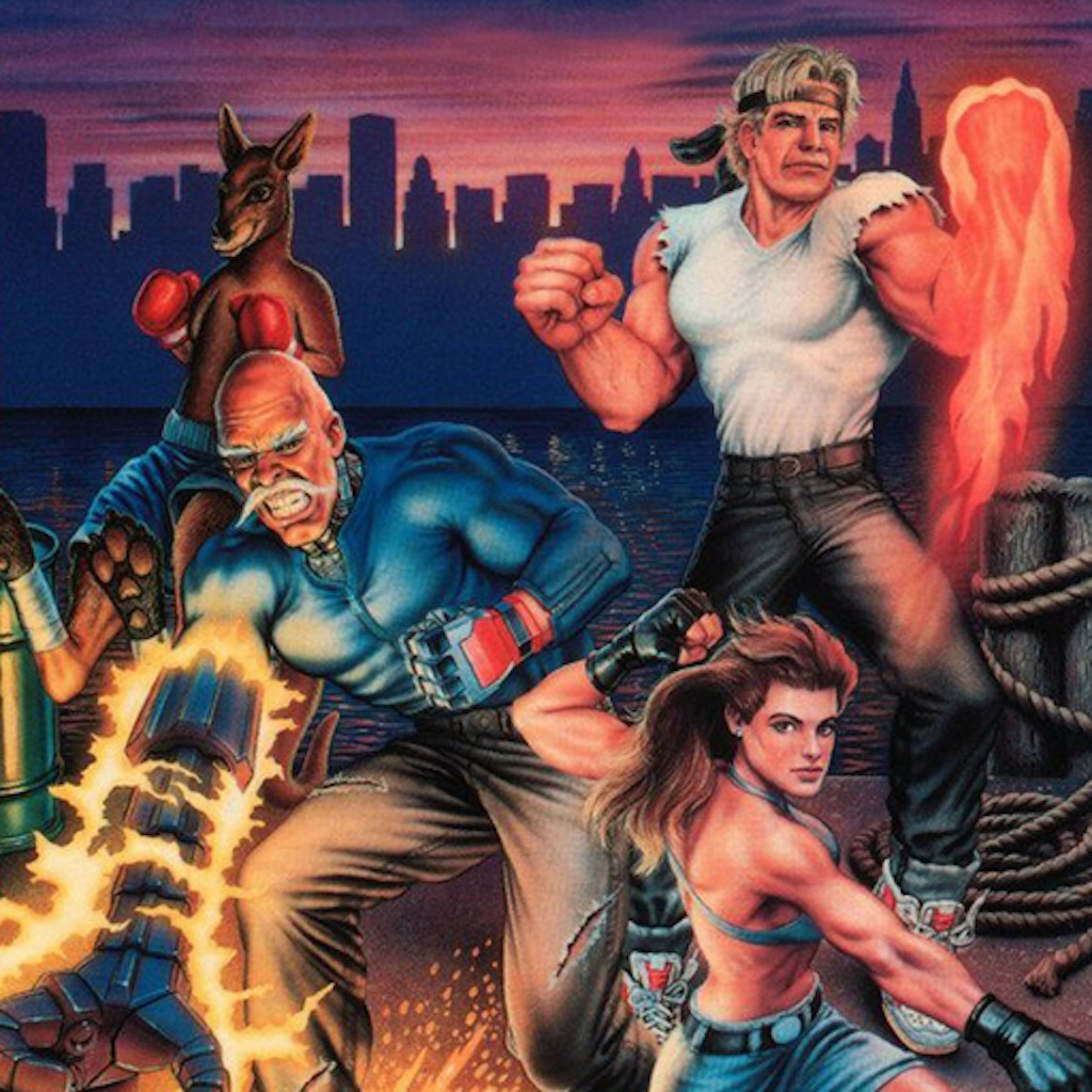Streets of Rage 3 (AppStore Link)