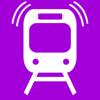 駅ぶるっ -乗り過し防止- iPhone