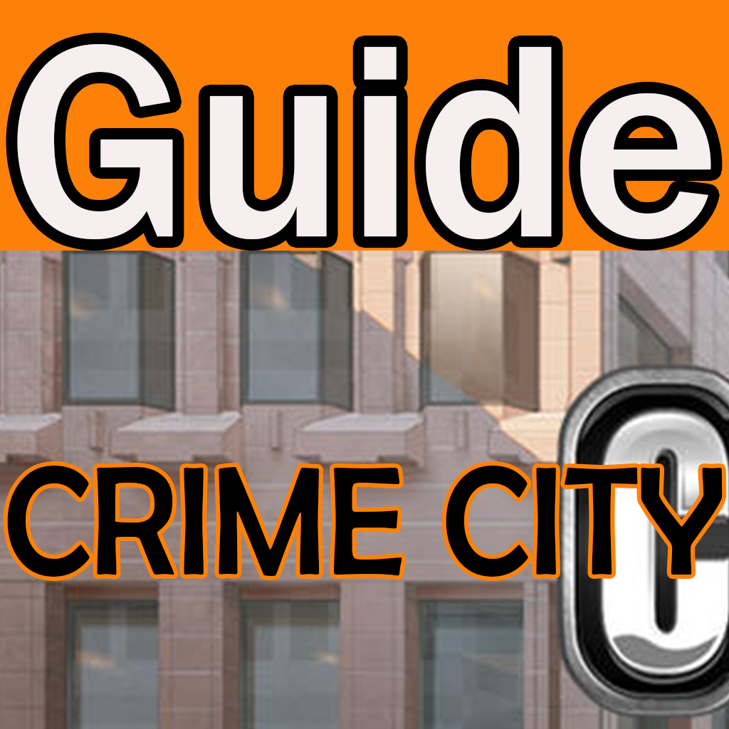 Guide for Crime City Edition