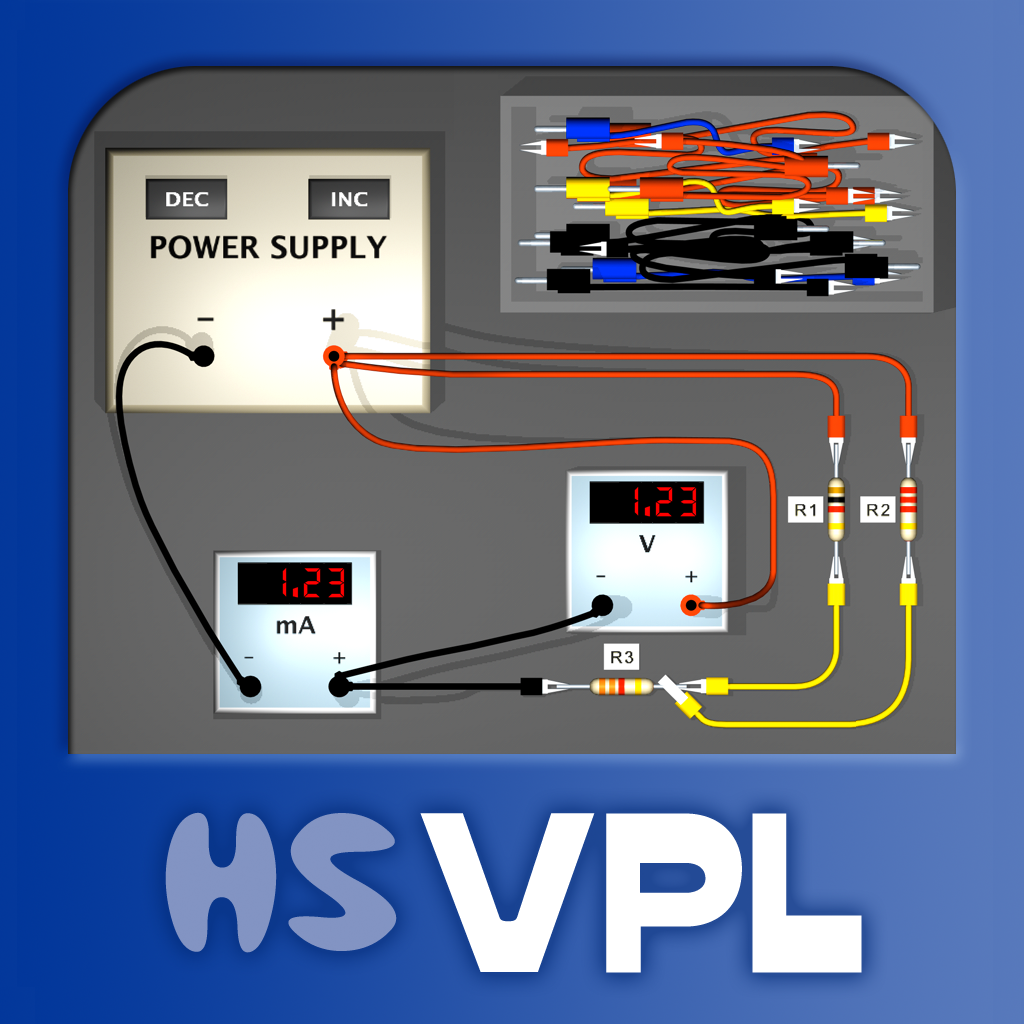 Series Parallel Circuits Free Android App Market What Are And Icon Hsvpl