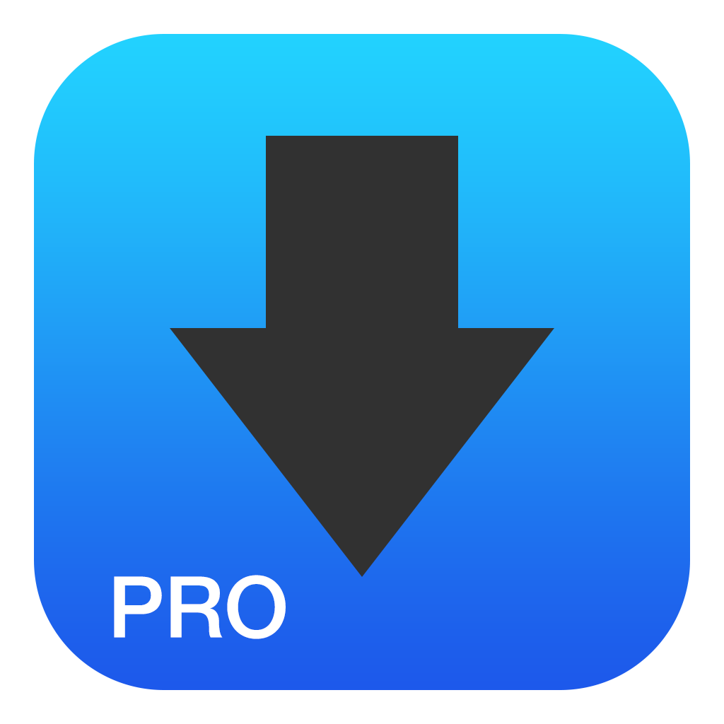 iDownloader Pro - Downloads and Download Manager!