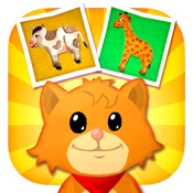 Download My Search The Pairs Memo Pocket Friend - Competitive Virtual Animal Learning Game For Kids And Toddlers age 2 to 9 free for iPhone, iPod and iPad