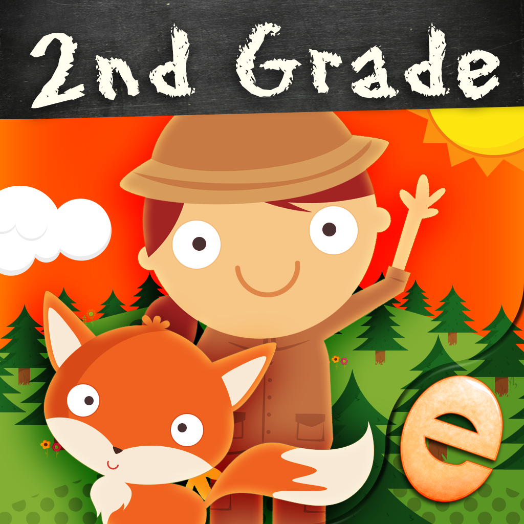 Animal Second Grade Math Games for Kids