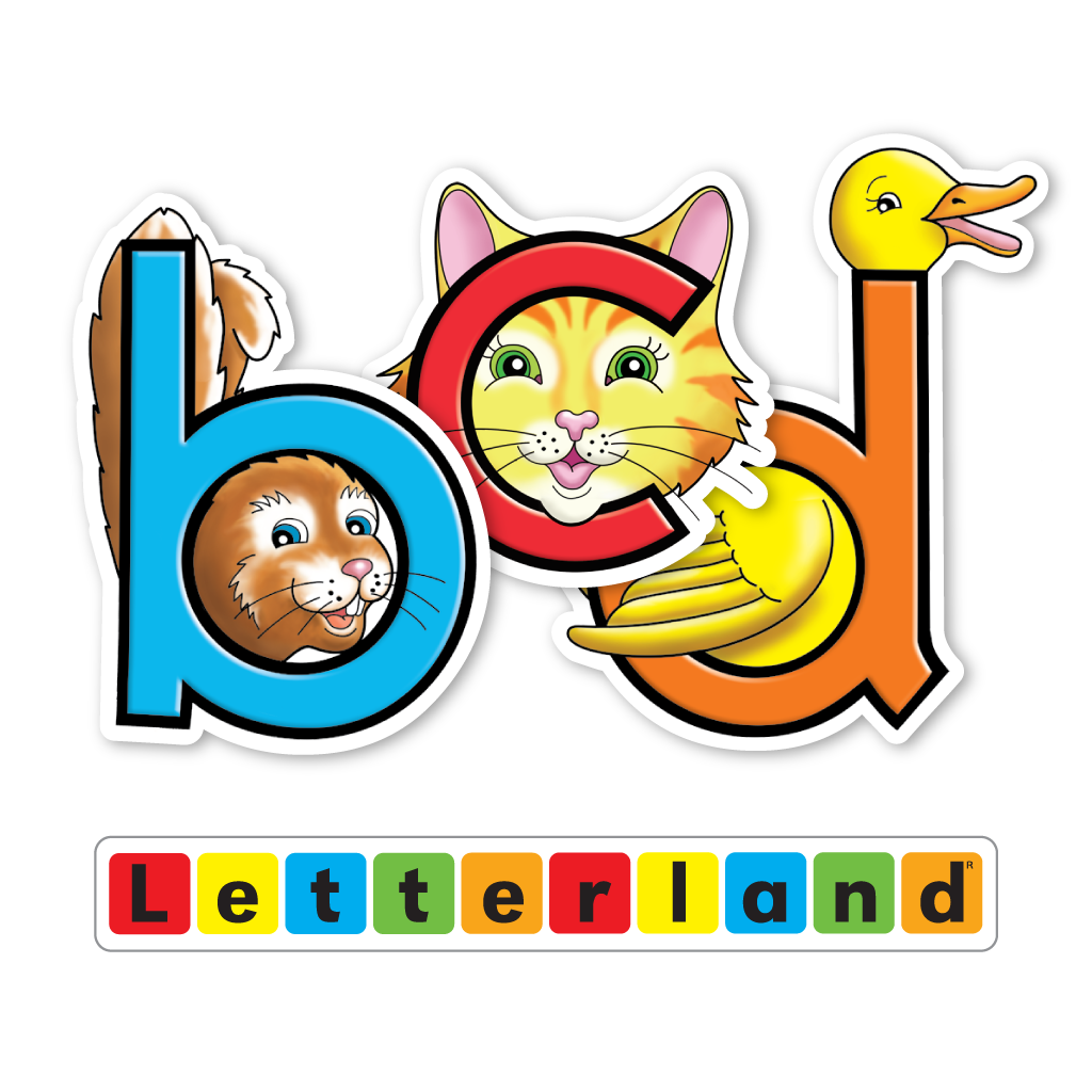Letterland Stories: Bouncy Ben, Clever Cat & Dippy Duck - Gaz...