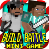 MC Build Battle: Survival Mini game with Worldwide Multiplayer
