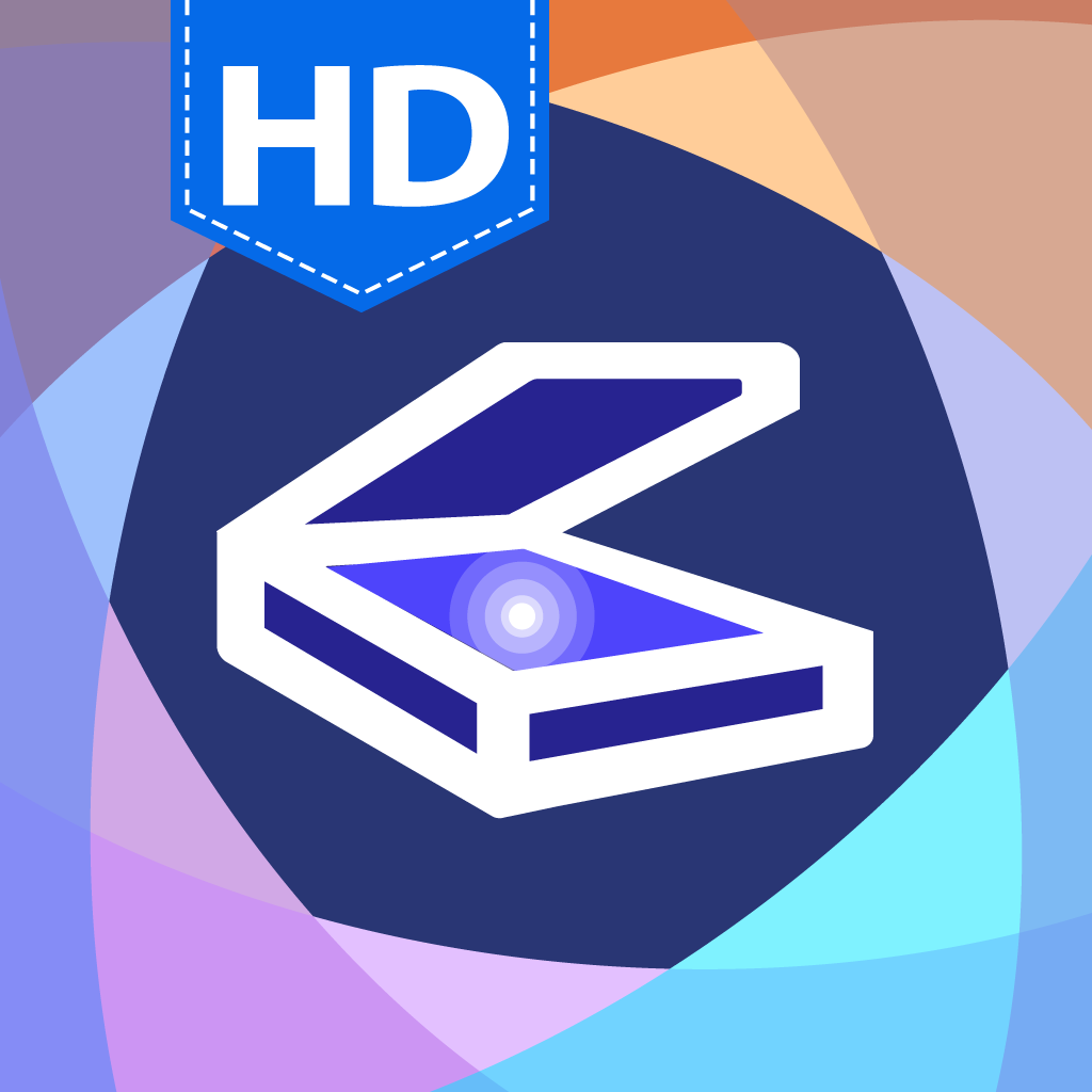 Faster Scan HD+ – Scanner to Scan PDF, Print, Fax, Email, and Upload to Cloud Storages