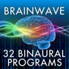 Brain Wave ™ - 32 Advanced Binaural Brainwave Entrainment Programs with iTunes Music and Relaxing Ambience for iPhone / iPad