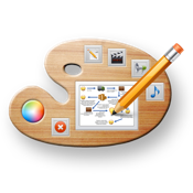 多媒体演示工具 Project Canvas For Mac