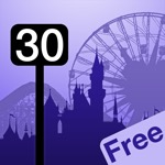 Disneyland Wait Times Free for iPhone / iPad
