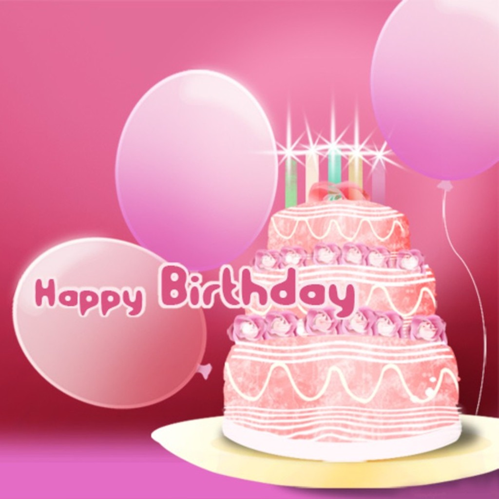Birthday Cake Maker Salon