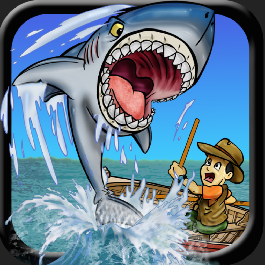 Treasure Kai and the Lost Gold of Shark Island - Interactive Book App for Kids